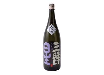 三連星 黒 純米無濾過生原酒
